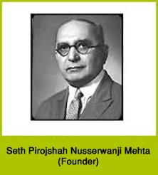 Seth Pirojshah Nusserwanji Mehta